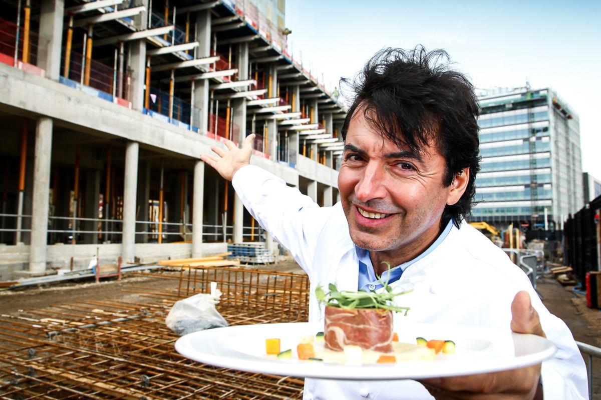AC Hotel & Jean Christophe Novelli