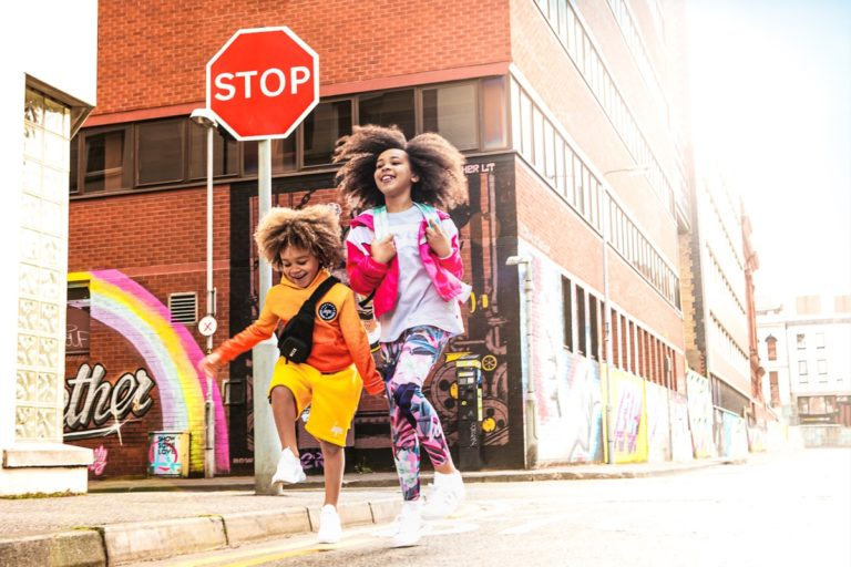 'We Are These Streets' fashion campaign