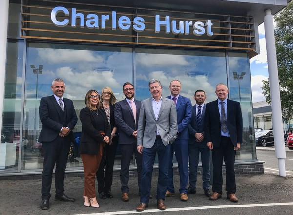 Charles Hurst dealerships celebrate award wins