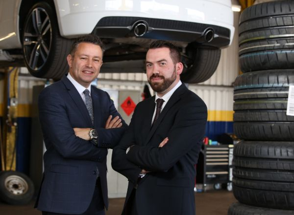 Charles Hurst's New Fast Fit Service Revs Up Across Northern Ireland